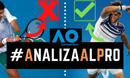 Analiza al Pro EP 3 – Dominic Thiem vs Novak Djokovic AO 2020